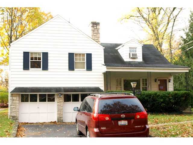 Photo of home for sale at 2523 Dover Road, Columbus OH