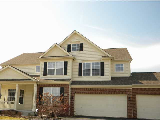 Photo of home for sale at 219 Longleaf Street, Pickerington OH