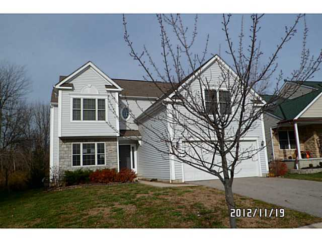 Photo of home for sale at 6906 Shady Rock Lane, Blacklick OH