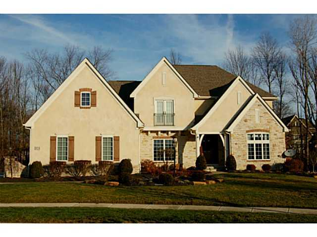 Photo of home for sale at 6714 Swickard Court, Dublin OH
