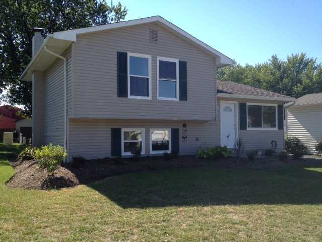 Photo of home for sale at 8751 Hubbard Drive, Galloway OH