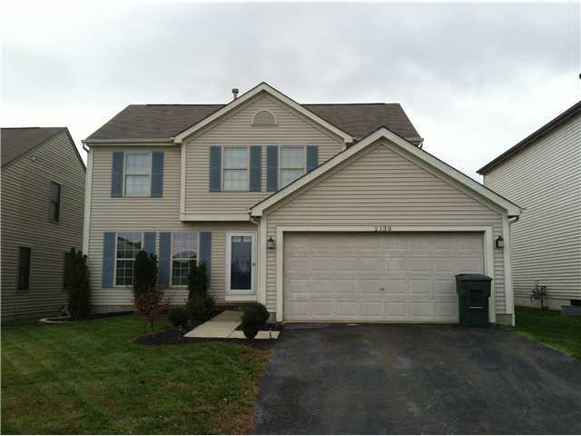 Photo of home for sale at 2130 Forestwind Drive, Grove City OH