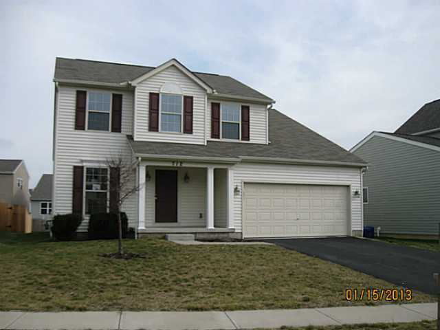Photo of home for sale at 712 Loreto Lane, Blacklick OH