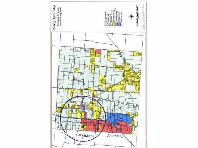 Marengo Ohio Map.1363 State Route 61 Marengo Ohio 43334 Ritchie Realty Group