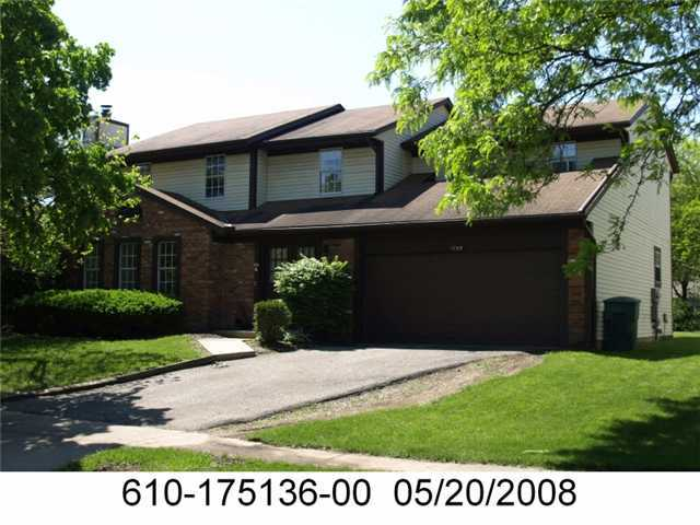 Photo of home for sale at 1757 Watertower Drive, Columbus OH