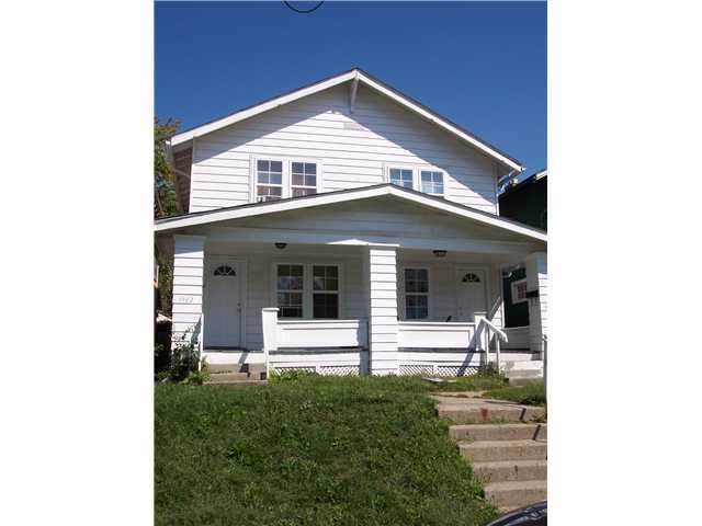 Photo of home for sale at 1482 Fulton Street E, Columbus OH