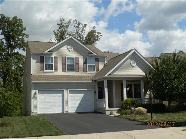 Photo of home for sale at 3672 Grimes Drive, Columbus OH