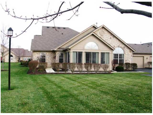 Photo of home for sale at 3660 Stoneway Point, Powell OH