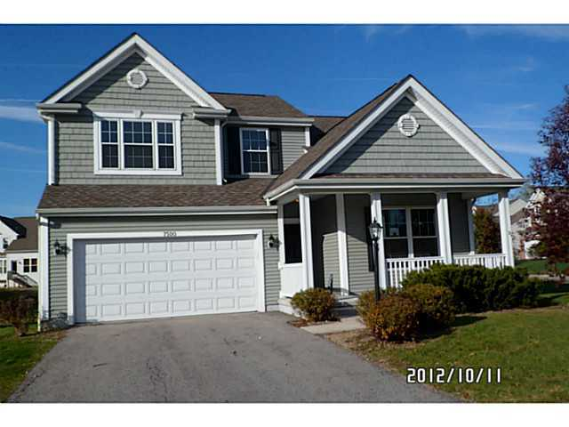 Photo of home for sale at 7500 Old River Drive, Blacklick OH