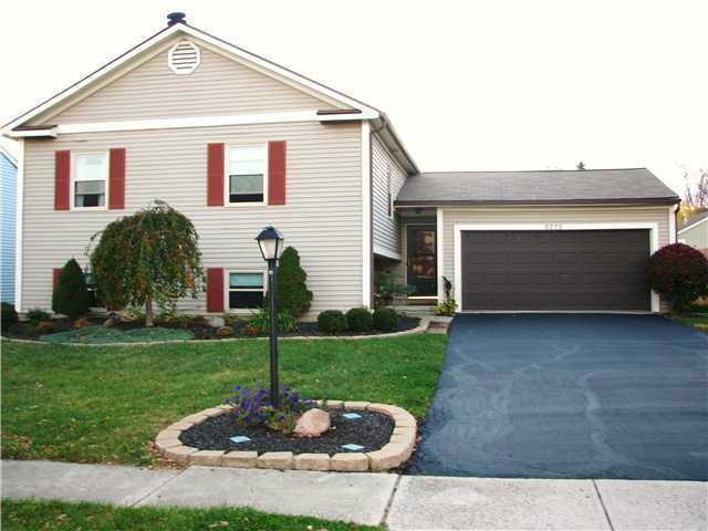Photo of home for sale at 5375 Spring Hill Road, Grove City OH