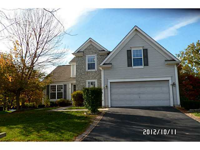 Photo of home for sale at 346 Crafton Trail Loop, Blacklick OH
