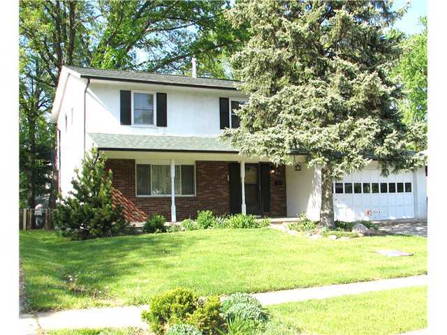 Photo of home for sale at 1374 Bosworth Court, Columbus OH