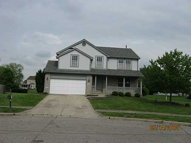 Photo of home for sale at 777 Turos Court, Reynoldsburg OH
