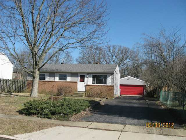 Photo of home for sale at 8406 Blue Lake Circle, Galloway OH