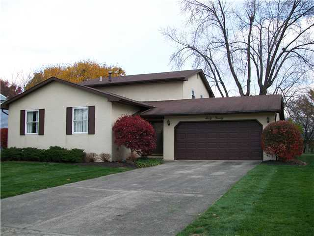 Photo of home for sale at 6090 Ashtree Place, Columbus OH