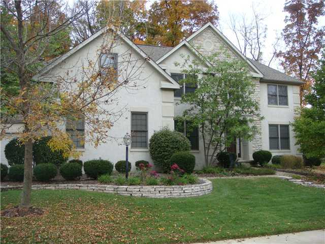 Photo of home for sale at 2655 Aikin Circle S, Lewis Center OH