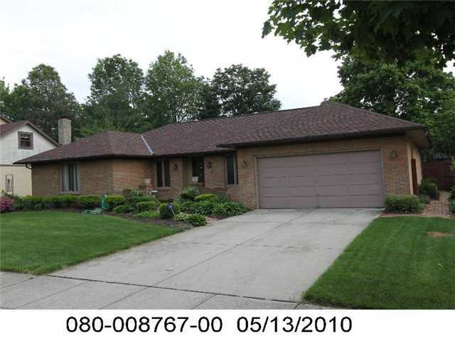Photo of home for sale at 57 Executive Court, Westerville OH