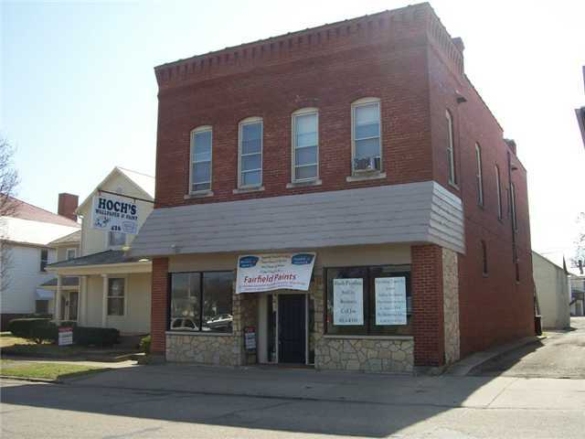 Photo of home for sale at 426 Wheeling Street E, Lancaster OH