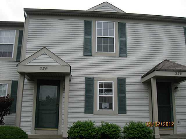 Photo of home for sale at 238 Macandrews Way, Blacklick OH