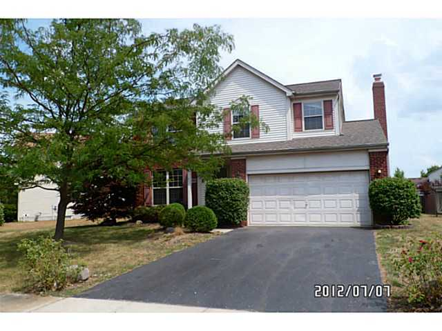 Photo of home for sale at 8963 Trinity Circle, Reynoldsburg OH