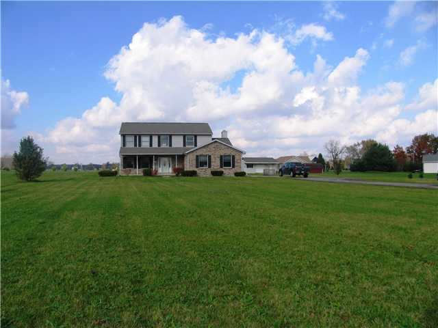 Photo of home for sale at 19690 Shirk Road, Marysville OH