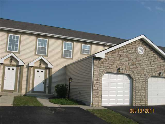 Photo of home for sale at 114 Weeping Willow Lane, Reynoldsburg OH