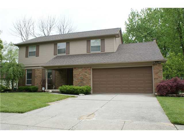 Photo of home for sale at 2607 Sonnington Drive, Dublin OH