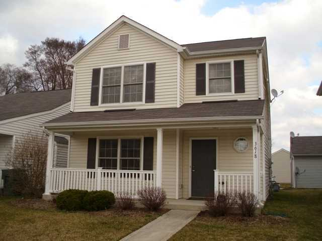 Photo of home for sale at 3618 Tea Party Place, Columbus OH
