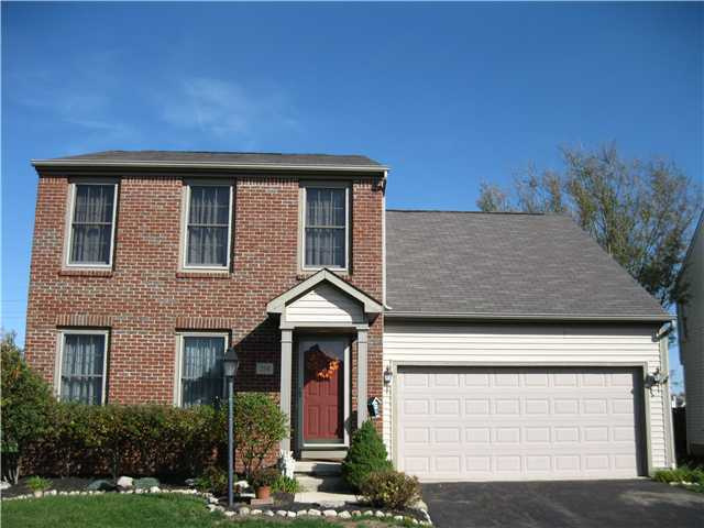 Photo of home for sale at 254 Westmark Court, Galloway OH