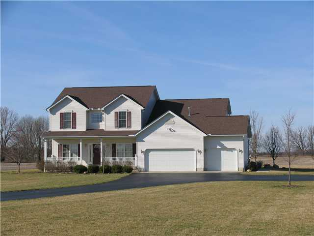 Photo of home for sale at 7135 Kile Road, Plain City OH
