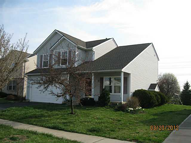 Photo of home for sale at 5767 Thorngate Drive, Galloway OH