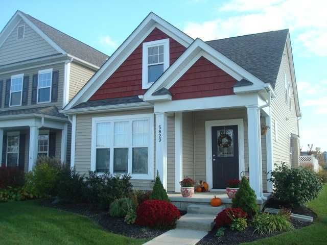 Photo of home for sale at 5829 Aderholt Road, Dublin OH