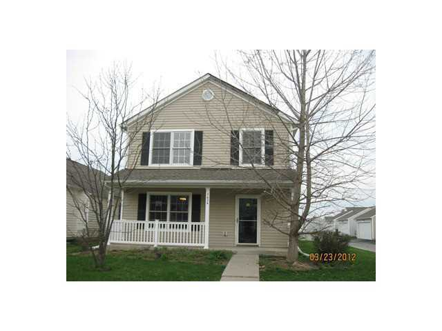 Photo of home for sale at 5434 Glendalough Street, Canal Winchester OH