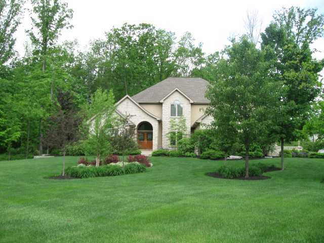 Photo of home for sale at 4296 Gediz Drive, Powell OH