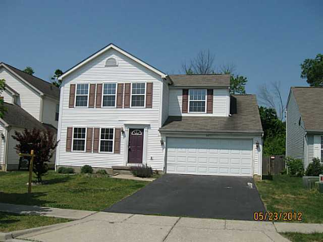 Photo of home for sale at 4873 Victory Court, Columbus OH