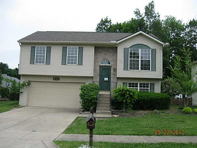 Photo of home for sale at 418 Broadview Court, Pataskala OH