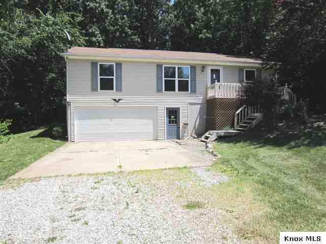 Photo of home for sale at 2644 Apple Valley Drive, Howard OH