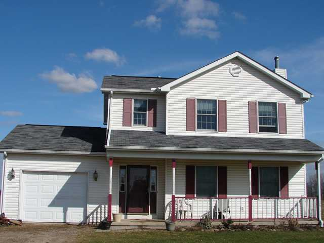 Photo of home for sale at 6121 State Route 38, London OH