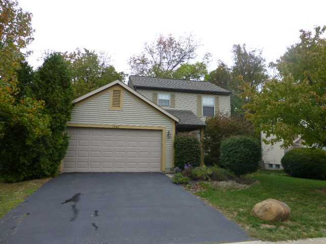 Photo of home for sale at 1542 Bendelow Drive, Columbus OH