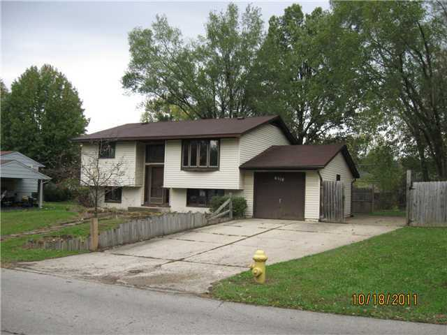 Photo of home for sale at 6318 Retton Road, Reynoldsburg OH