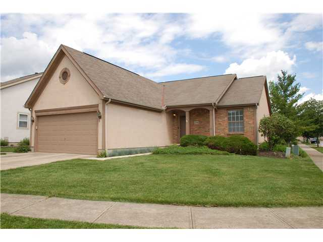 Photo of home for sale at 1246 Cobblestone Avenue, Westerville OH