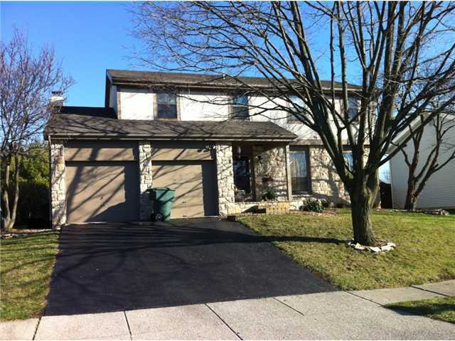 Photo of home for sale at 6622 Strathcona Avenue, Dublin OH