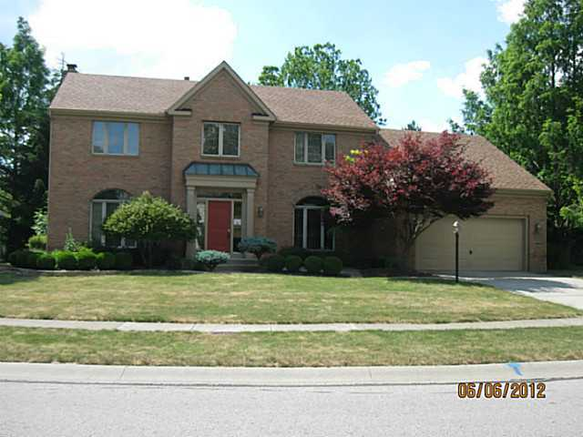 Photo of home for sale at 9767 Chaucer Court, Pickerington OH