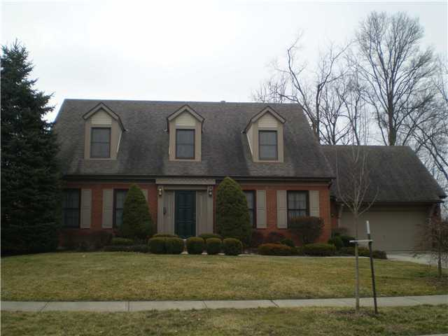Photo of home for sale at 6299 Newgrange Drive, Dublin OH