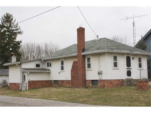 Photo of home for sale at 315 South Street, Ashley OH