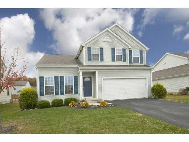 Photo of home for sale at 8417 Union Drive, Galloway OH