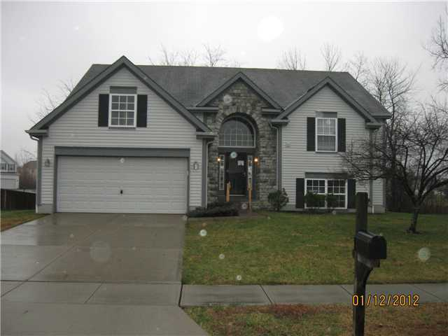 Photo of home for sale at 8147 Reynoldswood Drive, Reynoldsburg OH