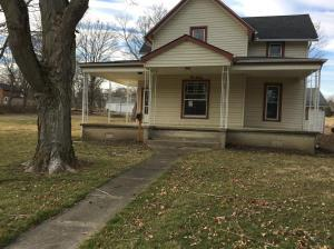 Single Family Home for Sale at 160 Sandusky Mechanicsburg, Ohio 43044 United States