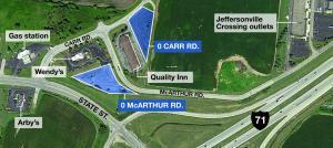 土地 为 销售 在 State Road 41 State Road 41 Jeffersonville, 俄亥俄州 43128 美国