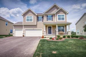 Property for sale at 6012 Weeping Rock Drive, Lewis Center,  OH 43035